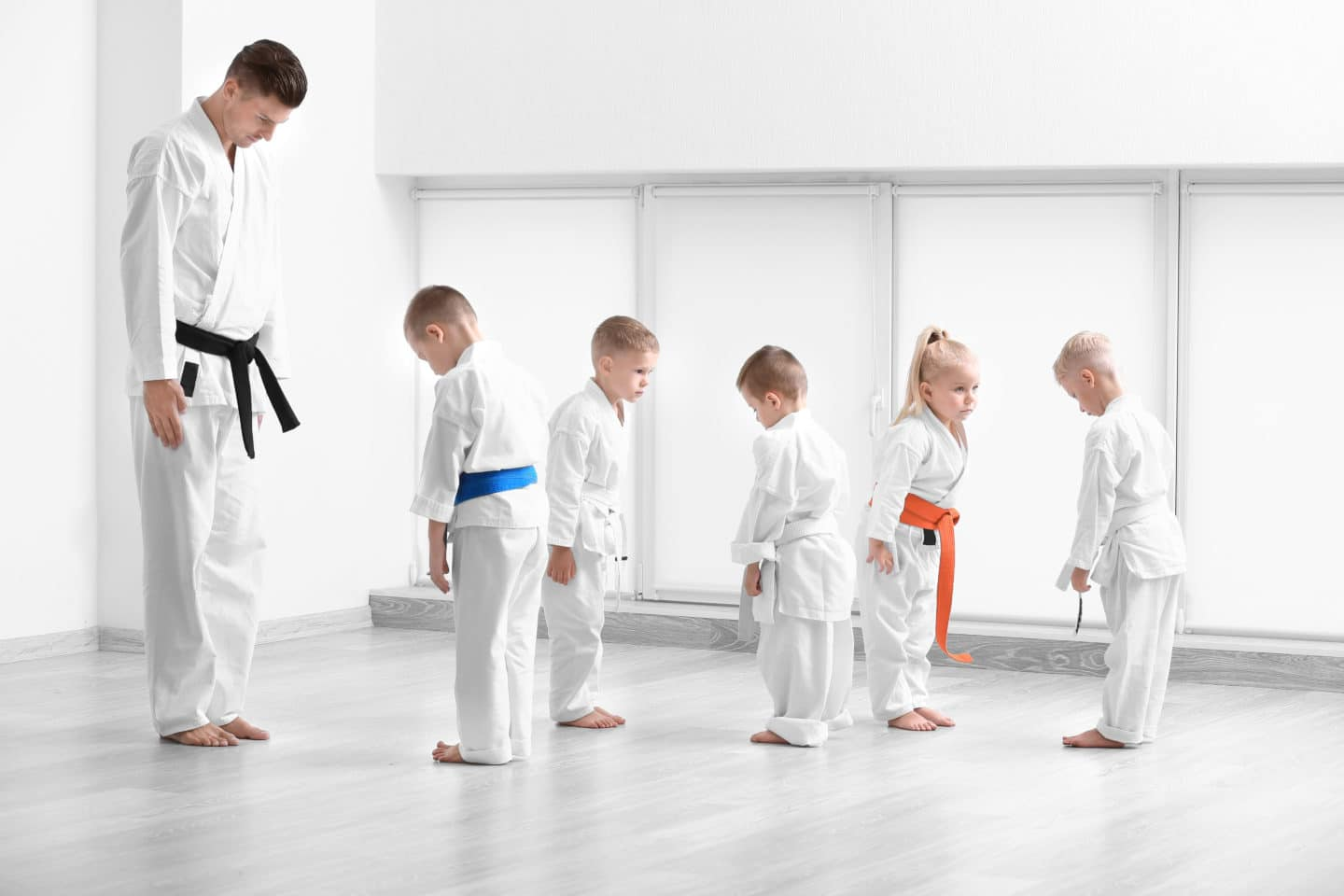 United Martial Arts Academy Little Dragons
