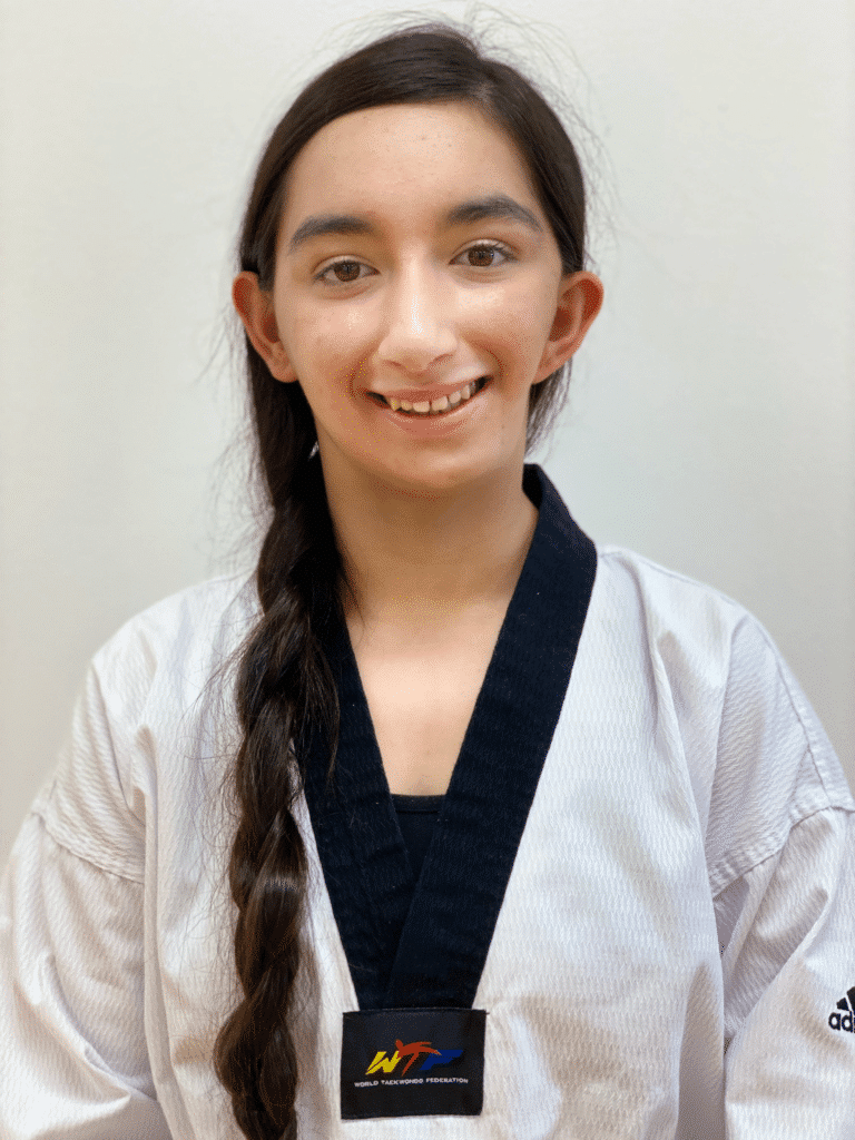 Level Up Martial Arts Elizabeth Romero