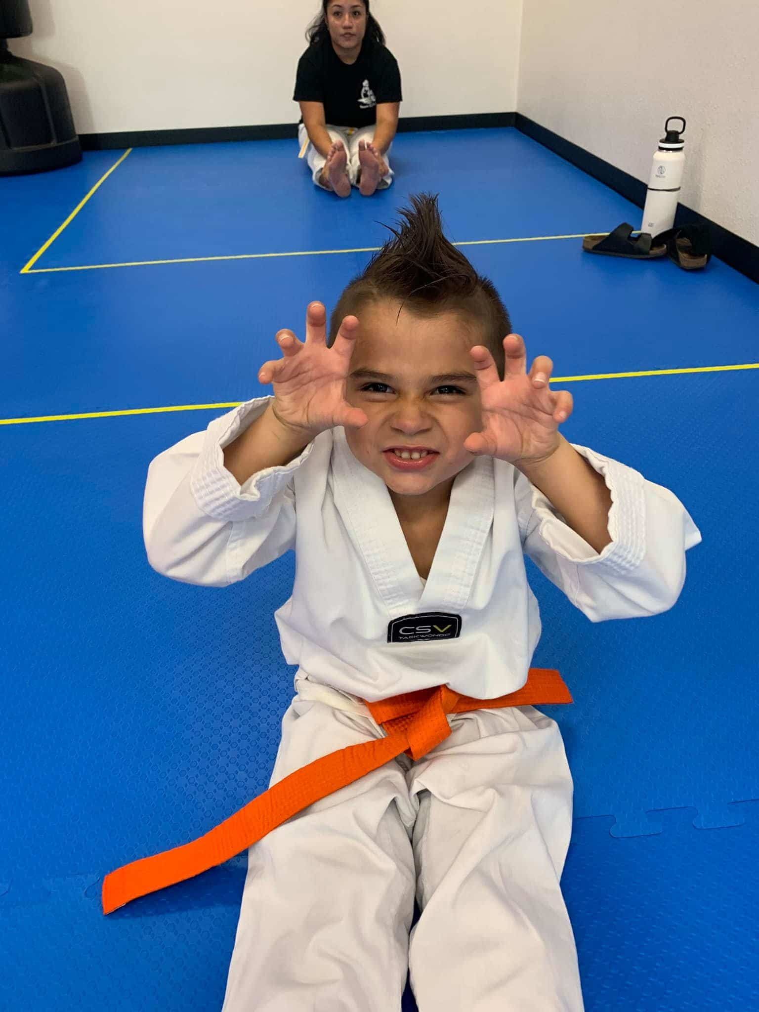 United Martial Arts Academy Four Week Trial - Little Dragons